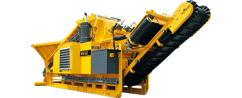 Rubble Master RM60 Crusher