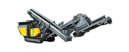 Rubble Master RM80 GO! Crusher